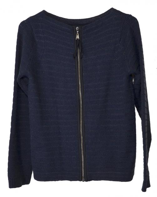 Louis Vuitton Navy Sweater 6/8