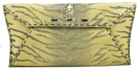 Outrageous VBH Tiger Stingray Classic Clutch