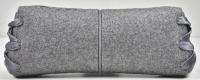 Classic VBH Flannel Clutch Bag