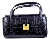 Lovely Lambertson Truex CrocodilebEvening Bag
