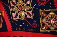 Hermes Silk La Mecanique des Idees