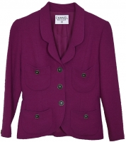Gorgeous Chanel Fuschia Jacket