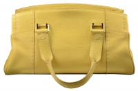 Rare Gorgeous Banana VBH Satchel Handbag