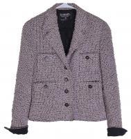 Beautiful Classic Chanel Boucle Jacket