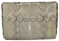 Beautiful Ferragamo Stingray Clutch/Shoulder bag