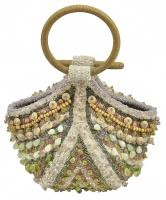 Gorgeous Bea Valdes Beaded Handbag
